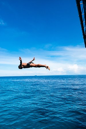 Similan Diving Safaris: Flying High aboard the Dolphin Queen