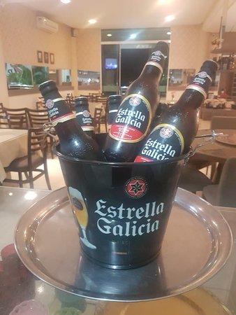 Giulietta Cafe, Pasto & Pizza : Cervejas especiais