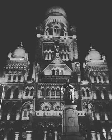 Namaste Indian Travels: The Mumbai Municipal Building