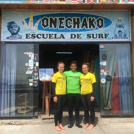 Onechako Surf School