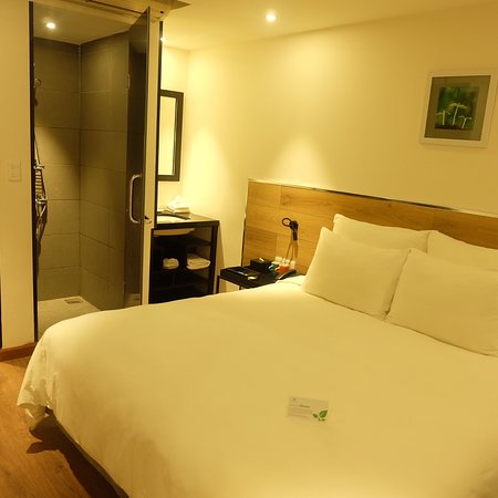 C Central Hotel Foto