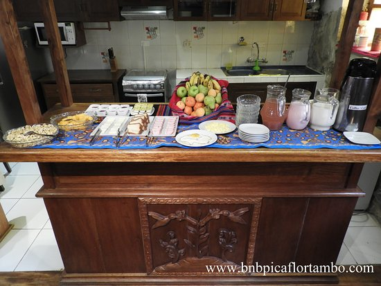 B&B Picaflor Tambo : When the house is full