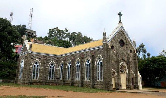 Sacred Heart Church,Yercaud