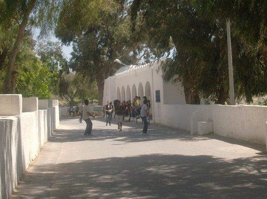 Kasbah of Hammamet: entre deux religions...