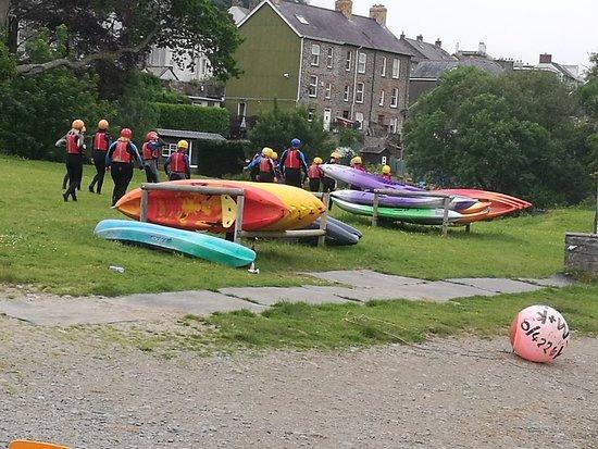 Llandysul Paddlers Outdoor Education Centre Photo