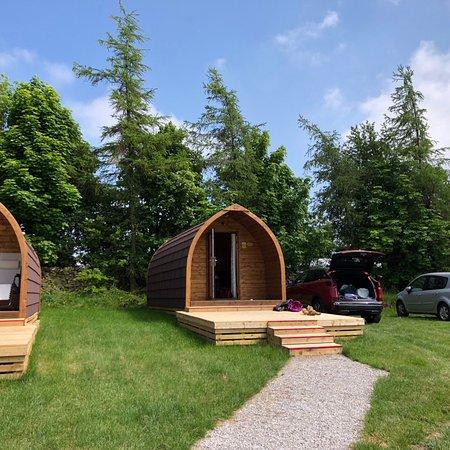 Longnor Wood Holiday Park Foto