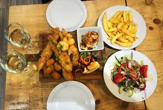Chipwick: Sharing platter
