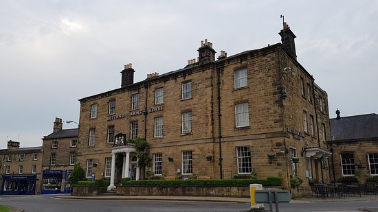 Rutland Arms Hotel Bakewell: The Rutland Arms Hotel