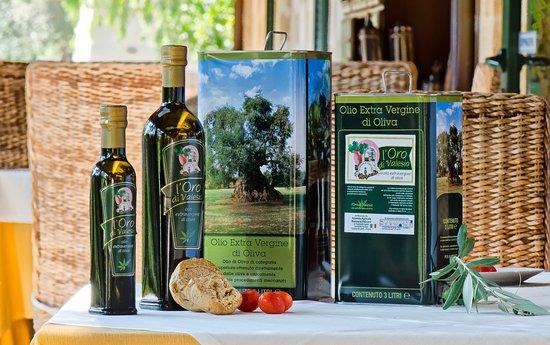 Masseria Pisciani: olio