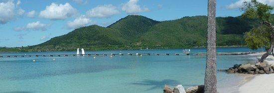 Club Med Les Boucaniers - Martinique: Ponton