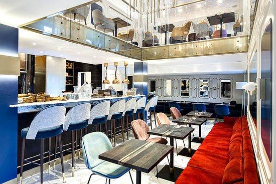 Stories Restaurant : 1 этаж