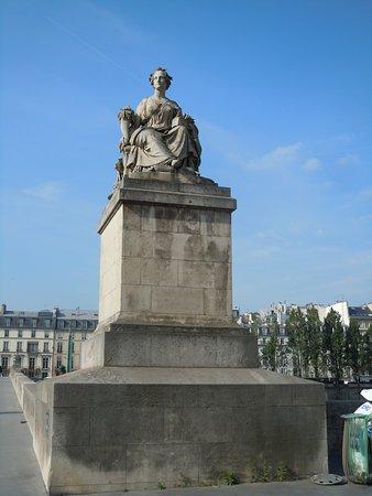 Statue L'Abondance