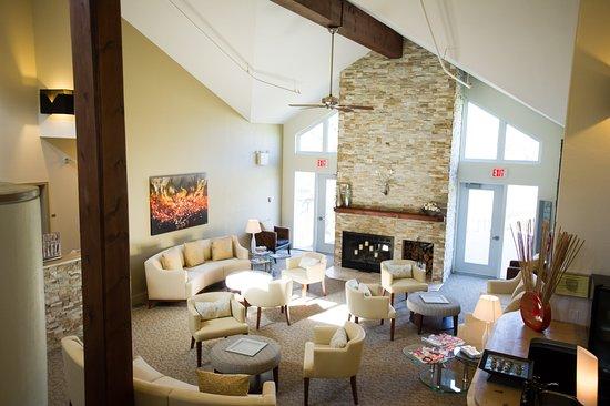 Millcroft Inn & Spa : Spa Lounge