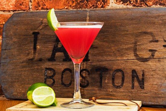 The Lodge Bar : A Lodge Bar Cocktail