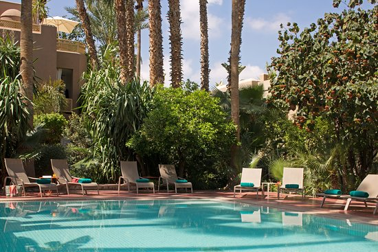 Les Jardins de la Medina: Piscine-swimming pool Les Jardins de la Médina