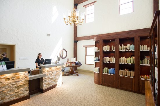 Millcroft Inn & Spa: Spa Lobby