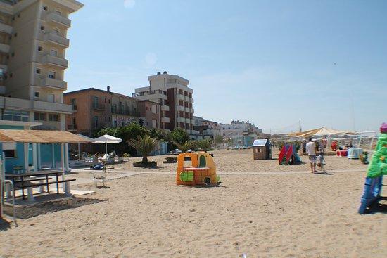 Miradorcafe : la spiaggia