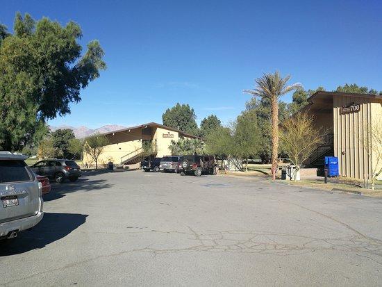 The Ranch At Death Valley: Außenbereich vor den Hotelgebäuden
