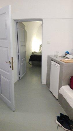 Armeni Village Rooms & Suites: Segunda habitación, super amplia y luminosa. Hermosa!