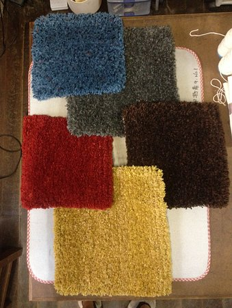 Arts & Crafts Village : Hand made cushions