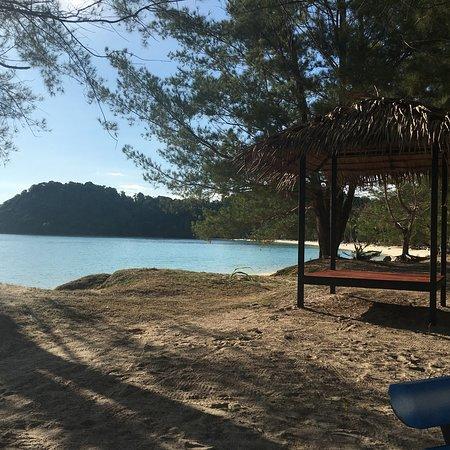 Pulau Mantanani Besar 사진
