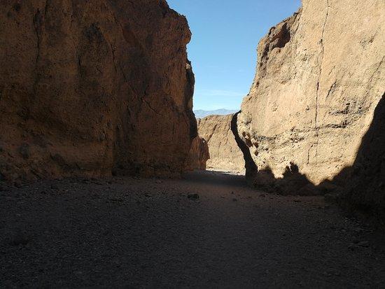 Natural Bridge Canyon: Canyon am Weg zur Natural Bridge