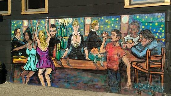 Hello Buffalo! Urban Hikes & Bikes: Buffalo Street Art! Hike - Buffalo's Allentown Neighborhood