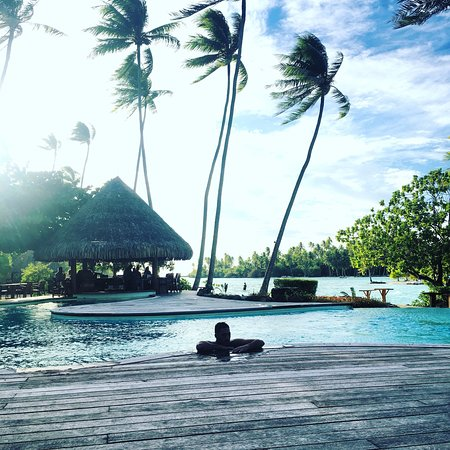 Le Taha'a Island Resort & Spa : El paraíso en la tierra