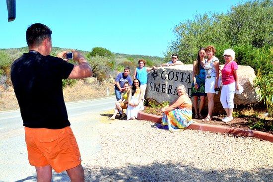 Excursions in Sardinia: Обзоная экскурсия по Изумрудному берегу