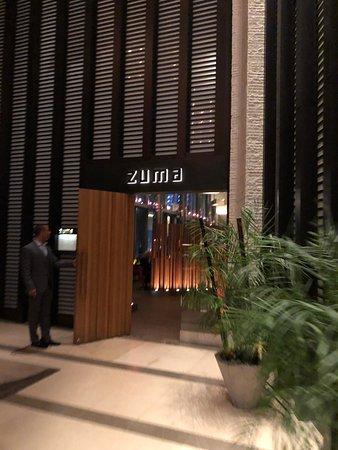 Zuma Miami : facade
