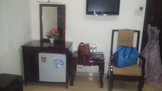 Galaxy Hotel Nha Trang: Номер стандарт