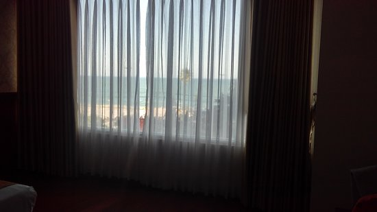 Galaxy Hotel Nha Trang: Вид из Делюкса