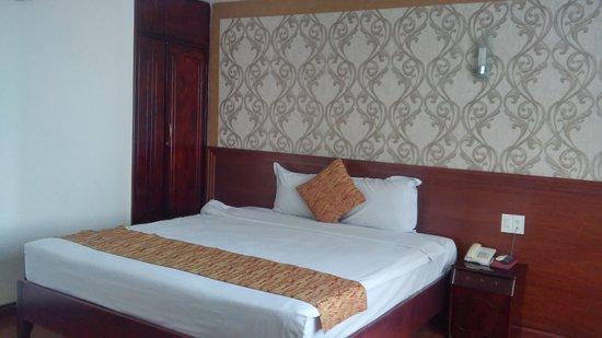 Galaxy Hotel Nha Trang: Делюкс
