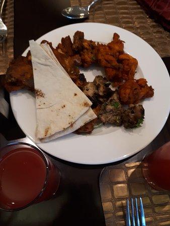 Iftar buffet