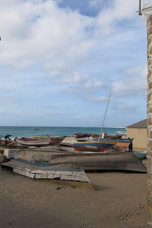 Praia de Santa Maria照片