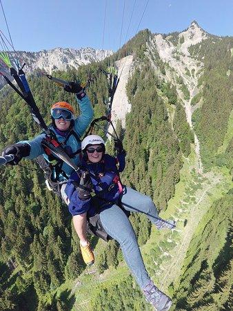 Hofen, Austria: FlyTeam