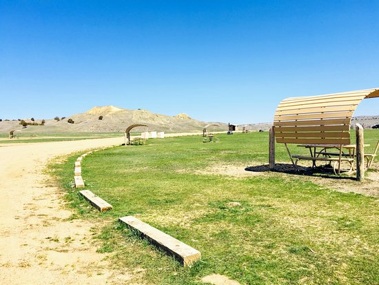 Sage Creek Campground Picture