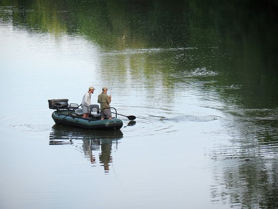 Midwest Waters Angling Co: We offer raft fly fishing trips that accomodate 2 anglers and 1 guide