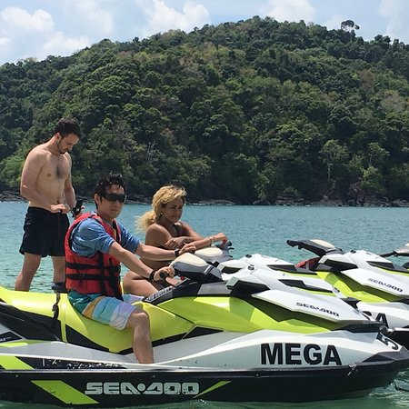 Foto Mega Water Sports - Jet Ski Tours