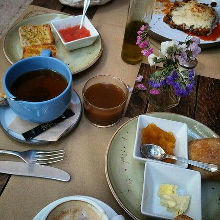 El Huerto de Lucas: Brunch and smoothie