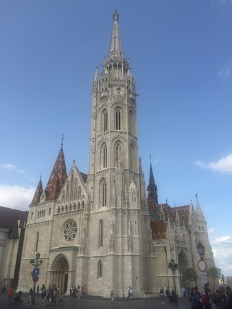Matthias Church: very nice and in a Good condition