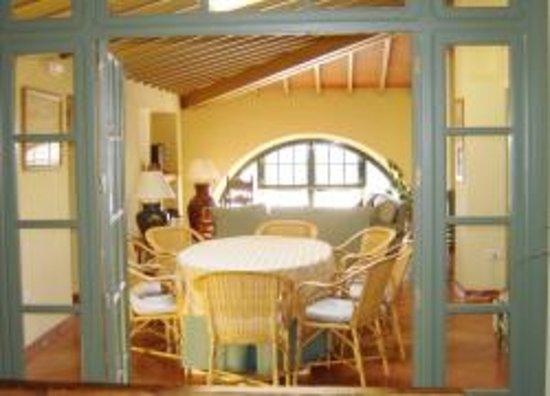 Hotel Casa Tinoco: el pueblo a vista de pajaro