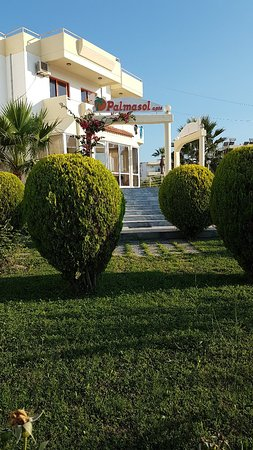 Palmasol Studios Apartments张图片