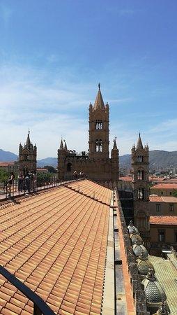 巴勒莫主教座堂照片