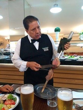 Churrascaria Bufalo Branco: Ausgezeichnetes Beef