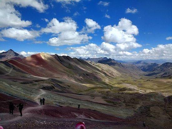 Peru Pachamama Travel: Montaña de colores o Vinincunca