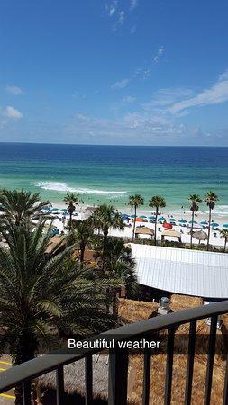 Holiday Inn Resort Panama City Beach: Balcony view from 620