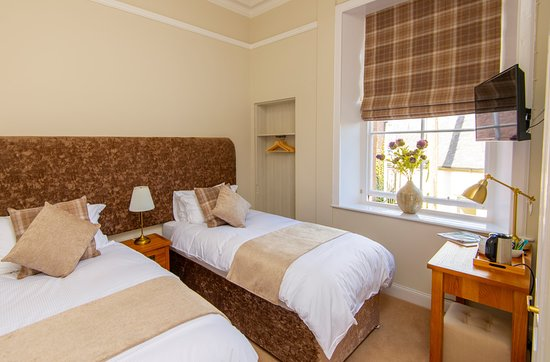 Dryburgh Arms Pub with Rooms: Tweed double/single