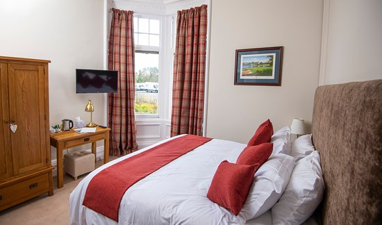 Dryburgh Arms Pub with Rooms: Abbotsford Double/single