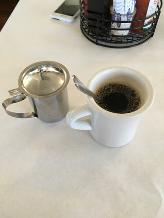 Eagle Cafe : Coffee